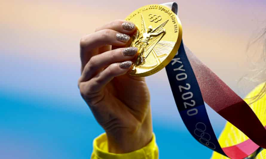 Olympic Games 2020 medals