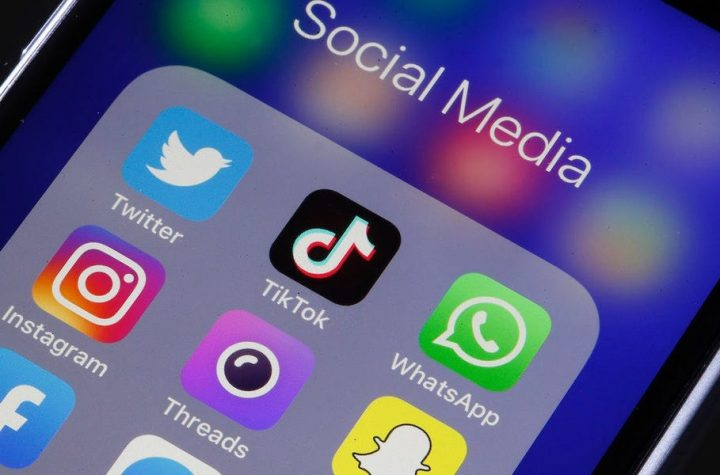 business's use of social media